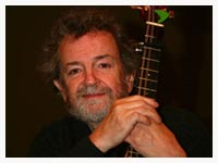 Andy Irvine at Dingle Record Shop