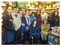 Pobalscoil at Dingle Record Shop