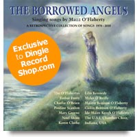 The Borrowed Angels CD by Mazz O'Flaherty